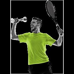 smatchme app per tornei di tennis