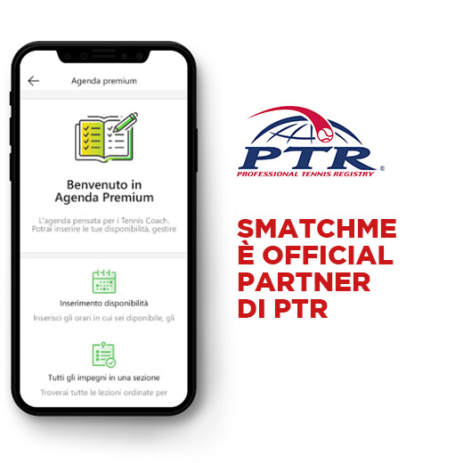 Smatchme è official partner di PTR